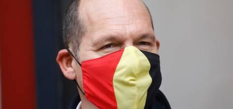 """Philippe Close défend son action face à la Boum 2: """"On n'allait pas amputer une partie du territoire"""""""