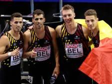 """La """"team Borlée"""" va quitter la ligue francophone pour la Flandre"""