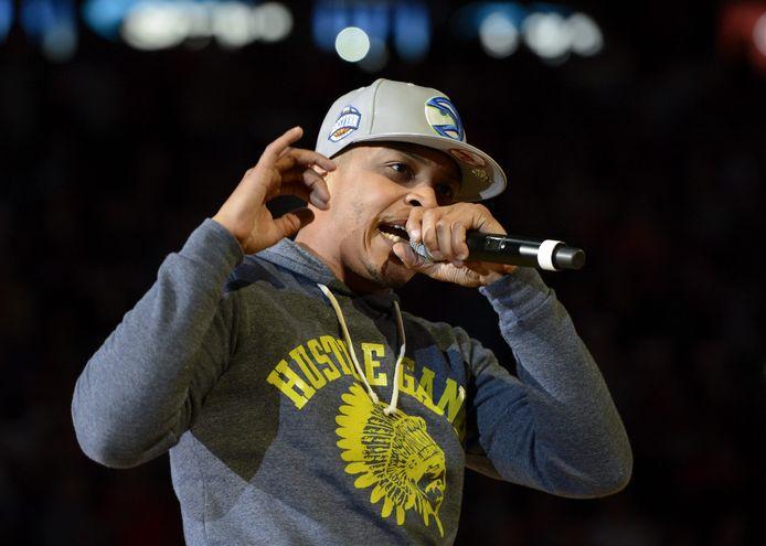 Hip Hop rapper T.I.