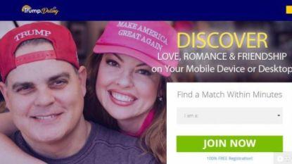 Gezicht van datingsite voor hetero Trump-aanhangers is veroordeelde pedofiel