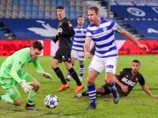 Fans De Graafschap en NEC kunnen hun club live blijven volgen