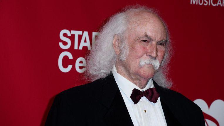 De 76-jarige Crosby voegt zich als een van de headliners van het festival bij onder anderen Bombino, CC Smugglers en Courtney Marie Andrews. Beeld anp