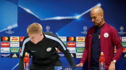 """""""City blijft een topfavoriet om de Champions League nu eens te winnen. En dan zal het wel dankzij Kevin De Bruyne zijn"""""""
