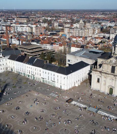 Feestje met elf personen stilgelegd na rustig weekend voor Gentse politie, afwachten wat komende weken brengen