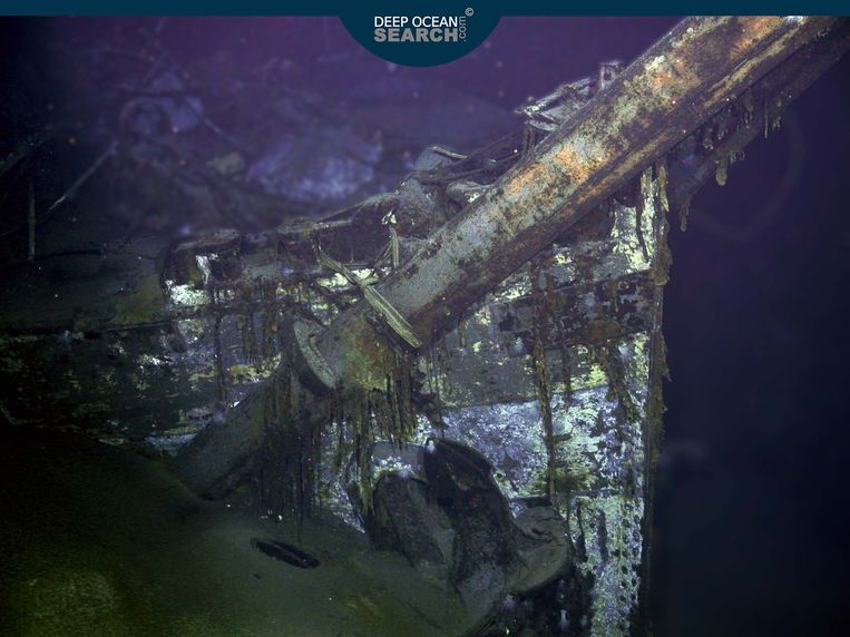 null Beeld Deep Ocean Search