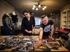 'Schatgraver van stadscultuur' trekt in pand Black Widow