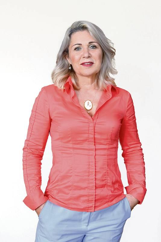 Verslaggever Annelies Vlaanderen schrijft ook regelmatig columns over de gemeente Moerdijk
