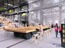 Eerste ontwerpen nieuwe bibliotheek Tilburg te zien, publiek mag meedenken