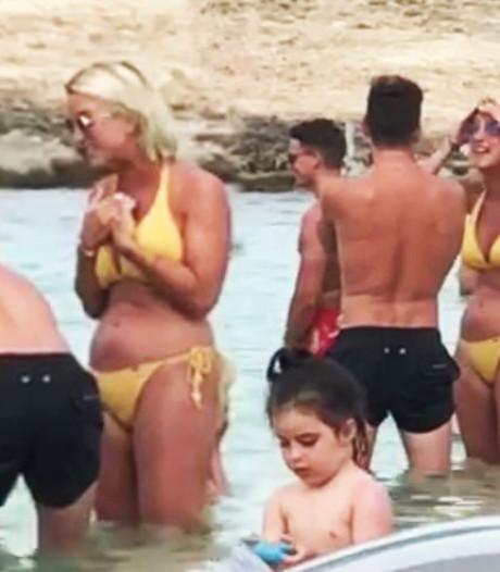 Dries Mertens et sa femme surpris en pleine dispute à la plage