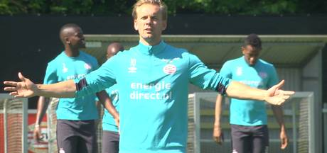 PSV sluit seizoen donderdag af