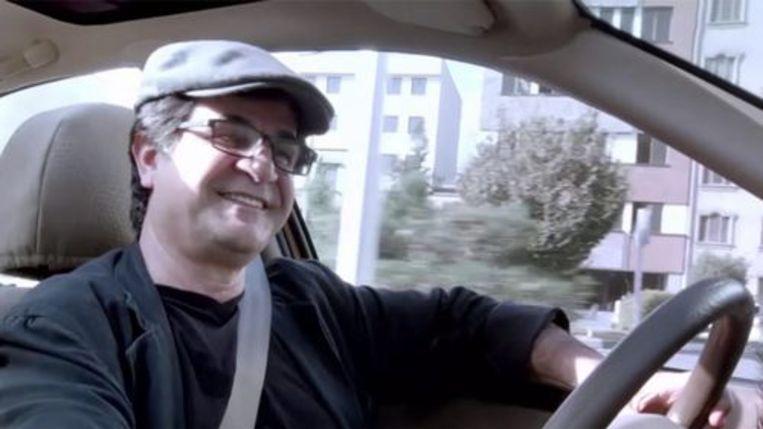 Taxi Teheran. Beeld kos