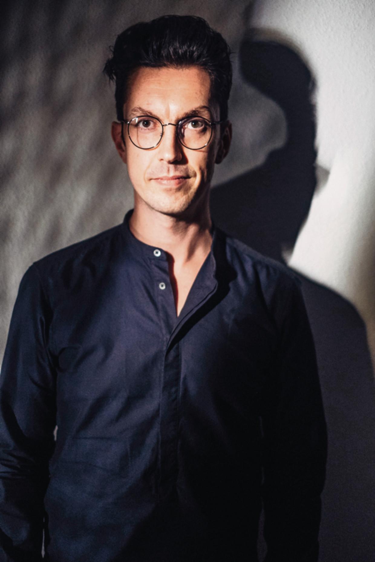 20190220 Gent Belgium: Steven Van Herreweghe is televisiepresentator en acteur. Beeld Stefaan Temmerman