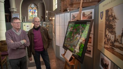 Expo duizend jaar Massemen in Sint-Martinuskerk