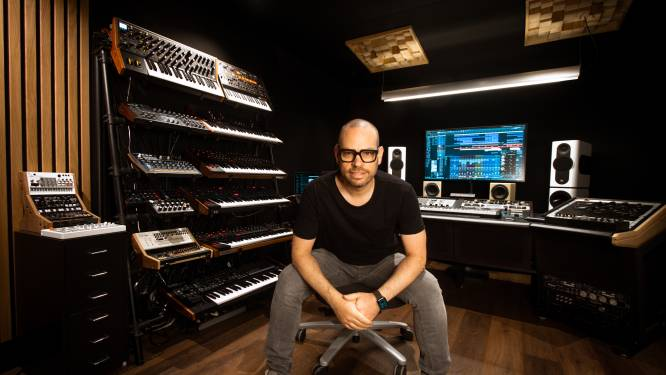 """Peter Luts vernieuwt Heliac Studio waar bekende dancehits tot leven kwamen: """"Door corona eindelijk de tijd gevonden"""""""
