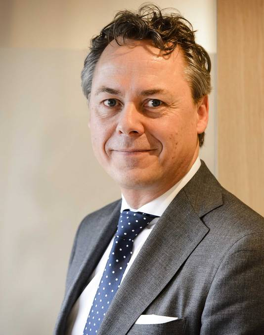 Ralph Hamers, CEO van ING.