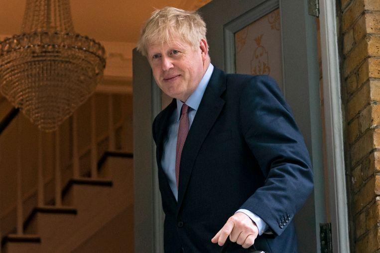 Boris Johnson. Beeld EPA
