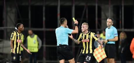 Twee aanklachten van UEFA voor Vitesse