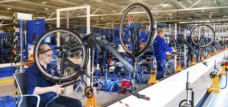 Bouw Experience Center van fietsenfabriek Gazelle in Dieren gaat door