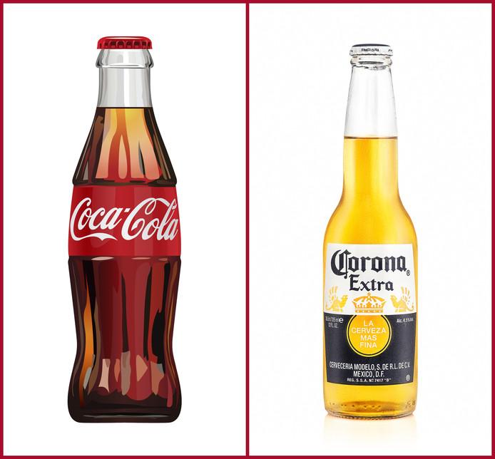 corona bier actie