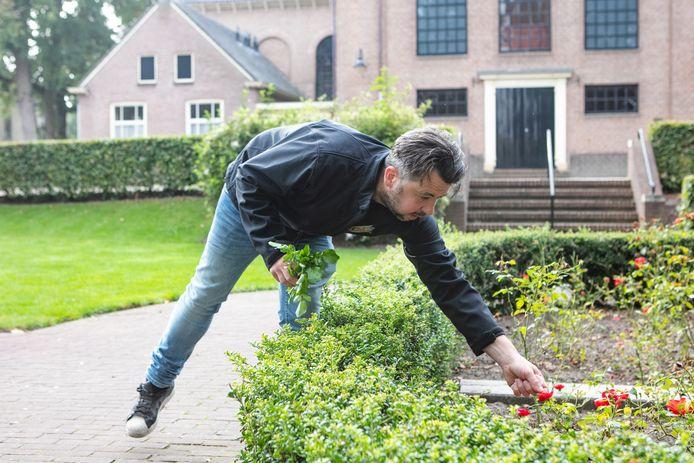 Nu nog alleen, maar straks struint Daniel Poolman met gasten door Dedemsvaart. Op zoek naar ingrediënten voor een lekkere pot.