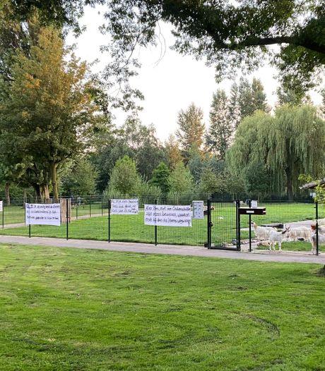 Nieuwe acties voor beheerder dierenpark in Schijndel lijken kansloos