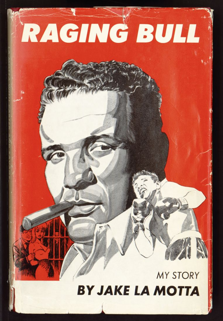 Raging Bull: My Story (1970), de memoires van Jake LaMotta.   Beeld