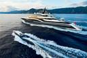 Het jacht DAR is een van de vele superjachten die Oceanco bouwde.