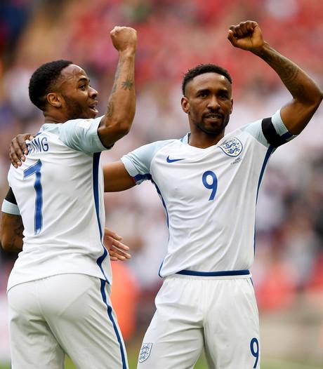 Defoe en Vardy brengen Engeland weer dichter bij ticket naar Rusland