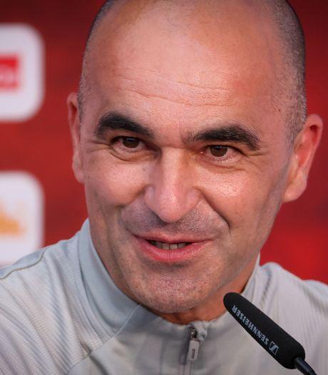"""Roberto Martinez: """"Il y a davantage de points à améliorer que de satisfactions"""""""