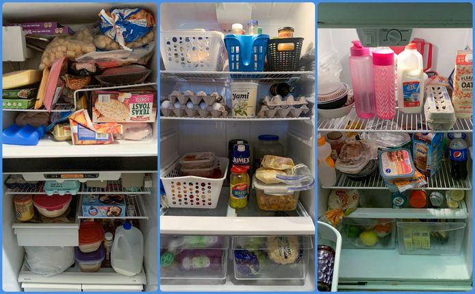 Een aantal koelkasten uit de quiz.