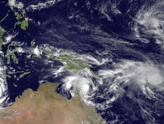 Tropisch eiland Vanuatu zwaar getroffen door cycloon