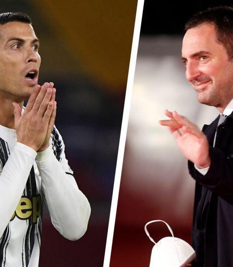 """Le ministre italien des Sports allume encore Ronaldo: """"Certains se pensent au-dessus de tout"""""""