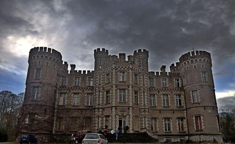 Dit kasteel van Moulbaix is nu eigendom van Herman Govaert.