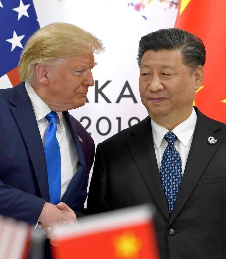 'Binnenkort handelsoverleg VS en China op hoog niveau'
