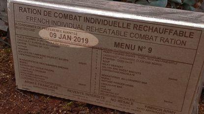 Defensie serveert militairen vervallen voedsel tijdens oefening