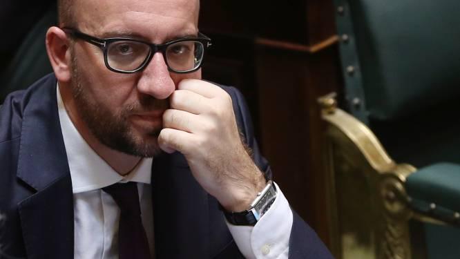 """Premier Michel: """"Voltallige regering veroordeelt collaboratie"""""""