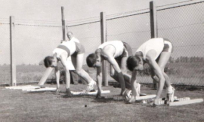 De tienkamp bij HAC in 1961