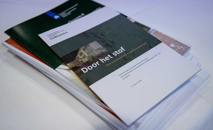 In het rapport over de Tilburgse chroom-6-affaire kreeg ook het kabinet een aantal aanbevelingen.