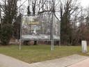 Op verschillende plaatsen in Genk dook plots een campagnebeeld op met een Zonhovense schepen.