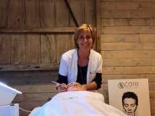 Ann Van Damme viert 35 jaar als schoonheidsspecialiste in Ezelstraat