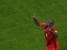 Le superbe but de Lukaku contre la France