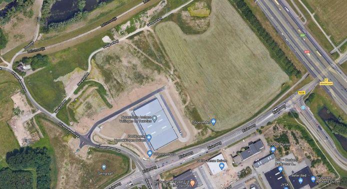 Schermafbeelding Google Maps