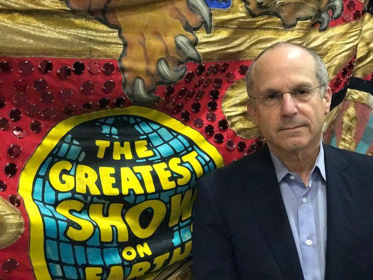De CEO van Feld Entertainment, Kenneth Feld,kondigde aan dat het circus in mei de laatste shows organiseert Beeld AP