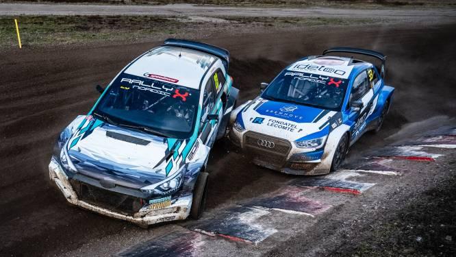 """Enzo Ide bereikt eerste maal de finale in RallyX Nordic: """"Ik ben heel blij met het weekend, ook al kende het zowel ups als downs"""""""