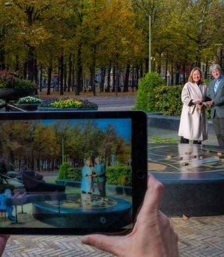 Op verkenning door Den Haag: vanaf vandaag kun je met augmented reality de stad tot leven brengen