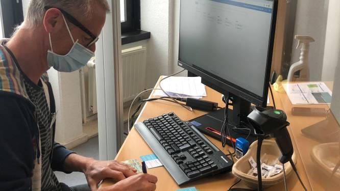 Ondanks algemene technische storing lopen vaccinaties vlot in Tienen