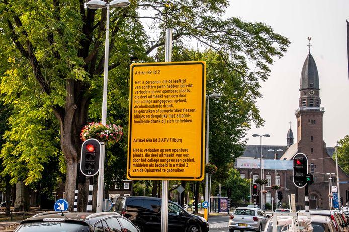 Sinds september geldt er een genotsmiddelenverbod op en rond het Korvelplein.