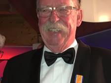Koninklijke onderscheiding voor Johan Thomas uit Nuenen