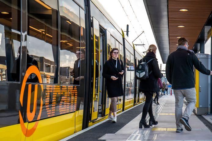 Station Utrecht Vaartsche Rijn.