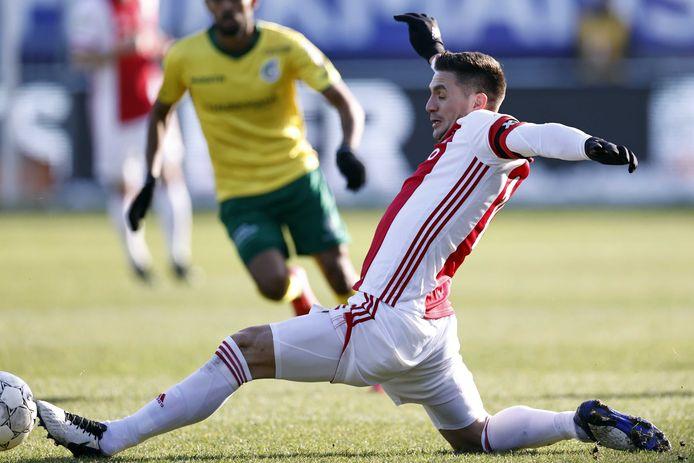 'Tadic kan natuurlijk verschrikkelijk goed voetballen maar ik vond hem vorig seizoen al wat minder dan het jaar ervoor.'